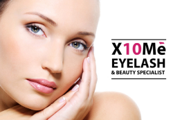 NEW X10ME EYELASH & BEAUTY SPECIALIST YOU ARE LOOKING FOR NEW EYELASH?